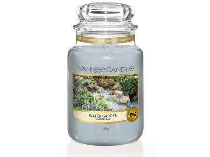 VONNÁ SVÍČKA Yankee Candle Water Garden 623g