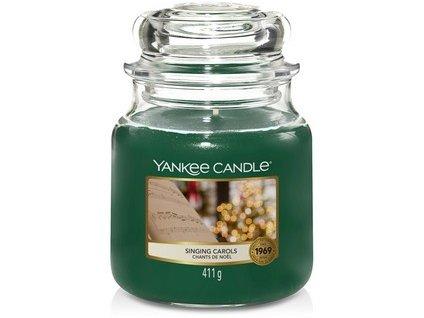 VONNÁ SVÍČKA Yankee Candle Singing Carols 411g