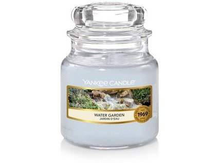 VONNÁ SVÍČKA Yankee Candle Water Garden 104g