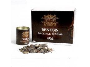 Vonná pryskyřice Benzoin 50g