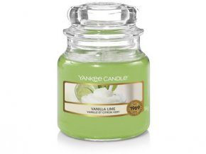 VONNÁ SVÍČKA Yankee Candle  Vanilla Lime 104 g