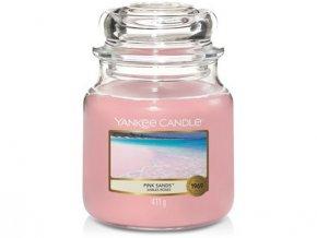 Vonná svíčka Yankee Candle  PINK SANDS 411 g