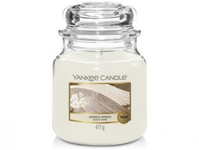 Vonná svíčka Yankee Candle  ANGELS WINGS 411 g