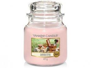 Vonná svíčka Yankee Candle  Garden picnic 411 g