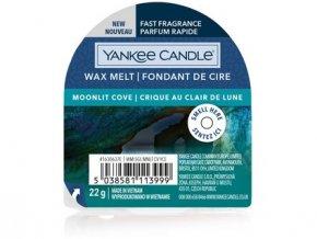 Yakee Candle vonný vosk do aromalampy nový MOONLITE COVE 22g