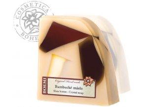 Mýdlo křišťálové s jogurtem BAMBUCKÉ MÁSLO 120g