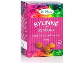 Bonbony Multivitamín, 70 g