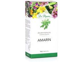 Bylinný čaj AMARIN hořký, žaludeční, s obsahem pelyňku - 50g