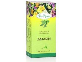 Bylinný čaj AMARIN hořký, žaludeční, s obsahem pelyňku - 30g (20 sáčků)