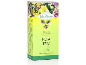 Bylinný čaj HEPA tea® s obsahem hořčin - 30g (20 sáčků)