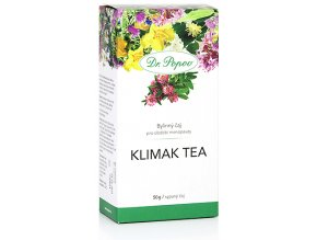 Bylinný ženský čaj KLIMAK - 50g