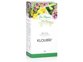 Bylinný čaj KLOUBÍK® s obsahem tužebníku - 50g