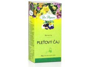 Bylinný čaj PLEŤOVÝ - 30g (20 sáčků)