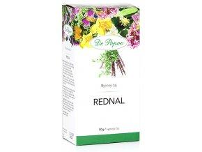 Bylinný čaj REDNAL pro odvod tekutin a moči z organizmu - 50g