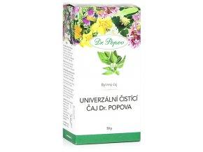 Bylinný čaj UNIVERSÁLNÍ ČISTÍCÍ - 50g