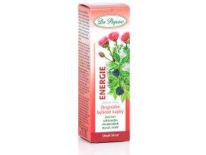 Bylinné kapky Energie, 50 ml