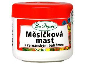 Měsíčková mast s peruánským balzámem, 50 ml