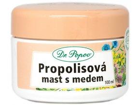 Propolisová mast s medem, 100 ml