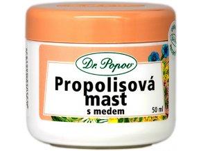Propolisová mast s medem, 50 ml