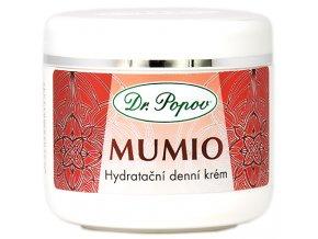Mumio hydratační denní krém, 50 ml