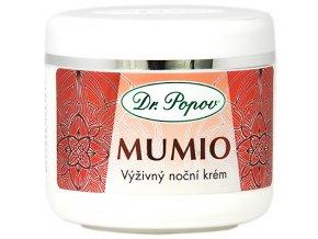 Mumio výživný noční krém, 50 ml