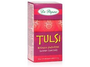 Bylinný exotický čaj TULSI - bazalka posvátná - 30g (20 sáčků)