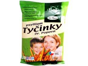 Psyllium tyčinky, 75 g