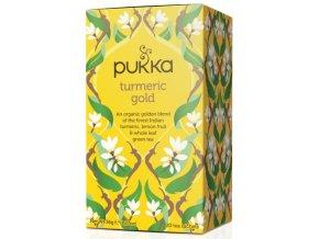 Čaj ayurvédksý TURMERIC GOLD - 36g (20 sáčků)