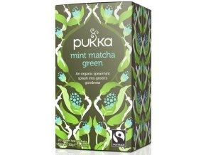 Čaj ayurvédksý MINT MATCHA GREEN - 30g (20 sáčků)