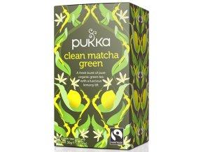 Čaj ayurvédksý CLEAN MATCHA GREEN - 38g (20 sáčků)