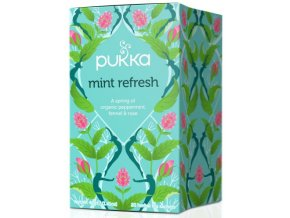 Čaj ayurvédksý MINT REFRESH - 40g (20 sáčků)