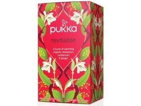 Čaj ayurvédský REVITALISE - 40g (20 sáčků)