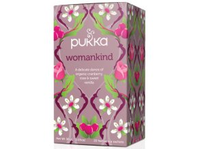 Čaj ayurvédský WOMANKIND - 40g (20 sáčků)