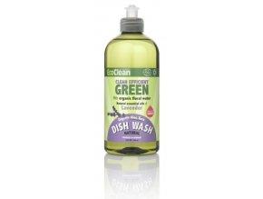 Eco Clean prostředek na mytí nádobí - Levandule - 500 ml