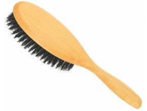 Förster´s vlasový kartáč z FSC certif. bukového dřeva - s kančími štětinami - velký 1ks