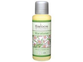 Bio tělový a masážní olej MARATONEC