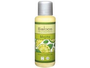 Bio tělový a masážní olej MOJITO