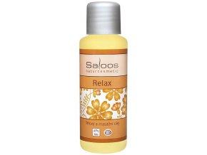 Bio tělový a masážní olej RELAX