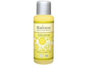 Bio tělový a masážní olej CELULINIE