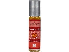 Esenciální olej Bio aroma Roll-on DIVOKÁ RŮŽE 9ml