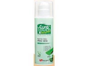 ALOE VERA - bylinné mléko 200ml