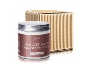 bambucke maslo arganovy olej 200 ml darkove bal