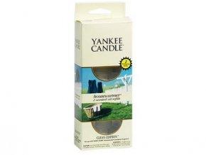 Yankee candle Clean cotton náhradní náplň do elektrické zásuvky 2 ks