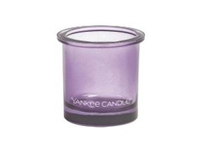 Yankee Candle svícen na votivní svíčku VIOLET  1 ks