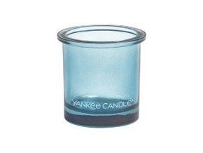 Yankee Candle svícen na votivní svíčku BLUE 1 ks