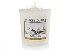 Yankee Candle votivní svíčka Vanilla 49 g
