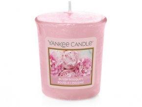 Yankee Candle votivní svíčka Blush bouquet 49 g