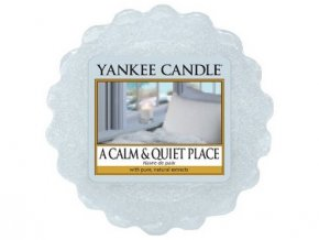 Yankee Candle vosk do aromalampy A CALM QUIET PLACE 22 g