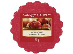 Yankee Candle vosk do aromalampy CIDERHOUSE 22 g