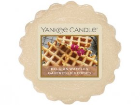 Yankee Candle vosk do aromalampy BELGIAN WAFFLES  22 g